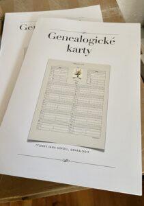 Genealogické karty